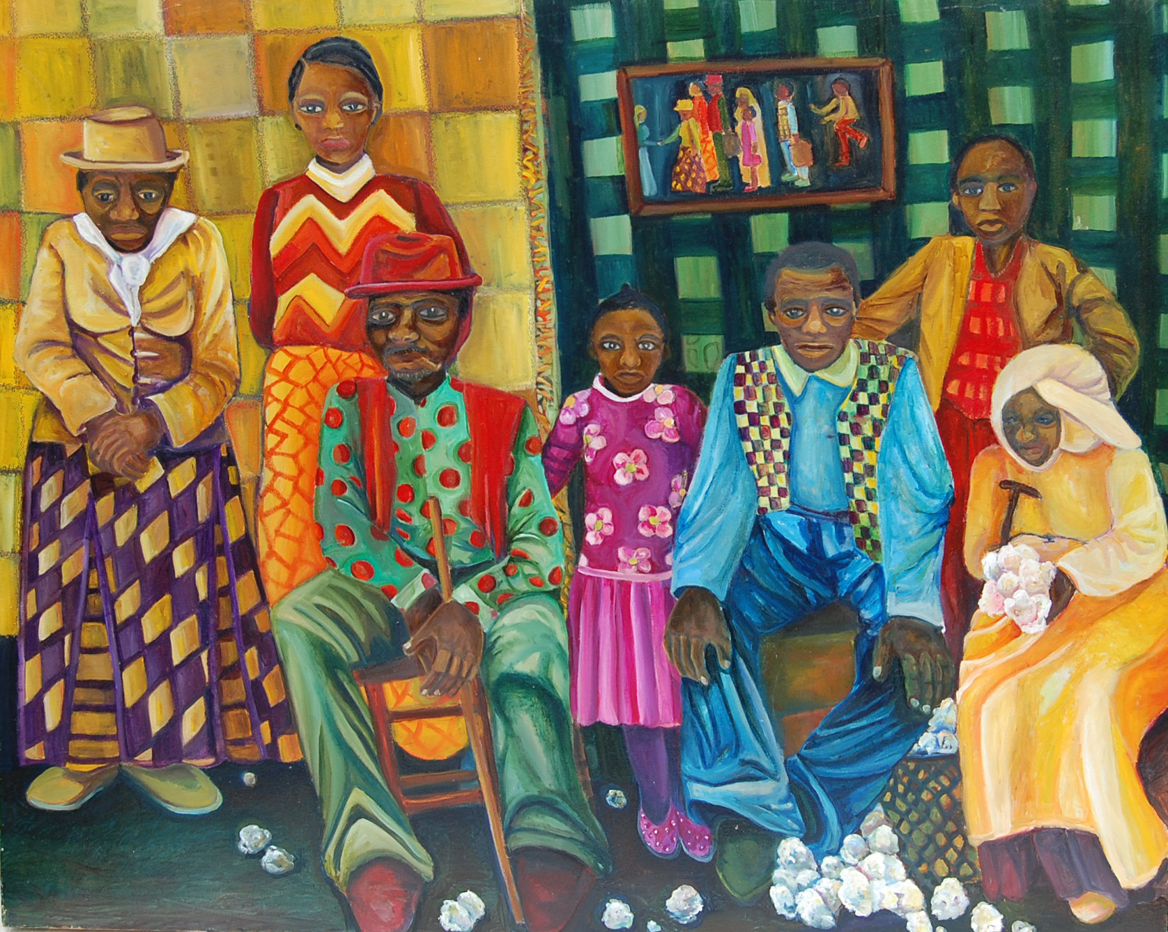 Famous African American Artists Paintings | www.imgkid.com ...