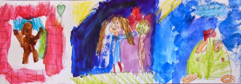 Melissa's painting