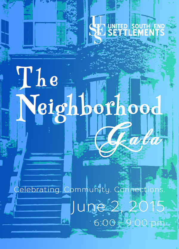 The Neighborhood Gala - June 2nd