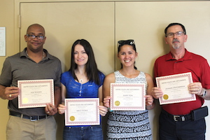 ESOL Graduates
