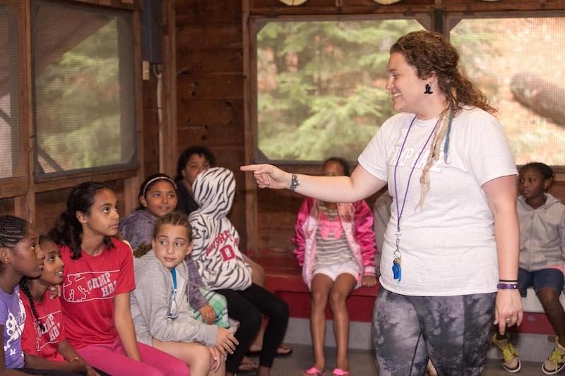 Kasey at Camp Hale
