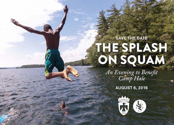 The Splash on Squam