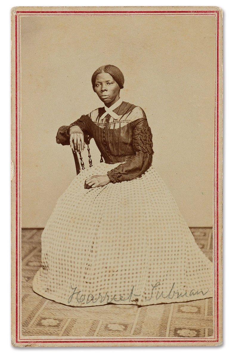 HarrietTubmannew