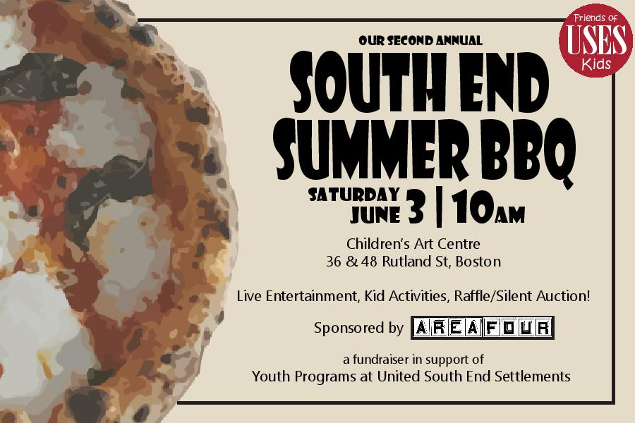 South End Summer BBQ