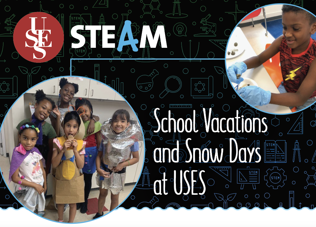 School Vacations and Snow Days at USES