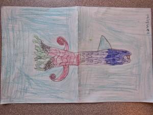 Fish Creature